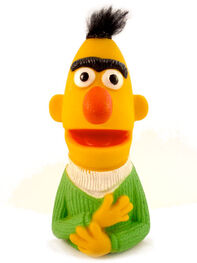 Topper 1971 bert finger puppet a
