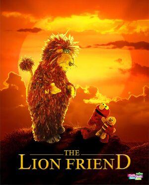 Boombah Lion King