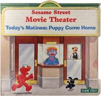 Sesame Street Movie Theater