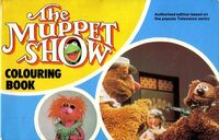 Muppetshowcolouringbook