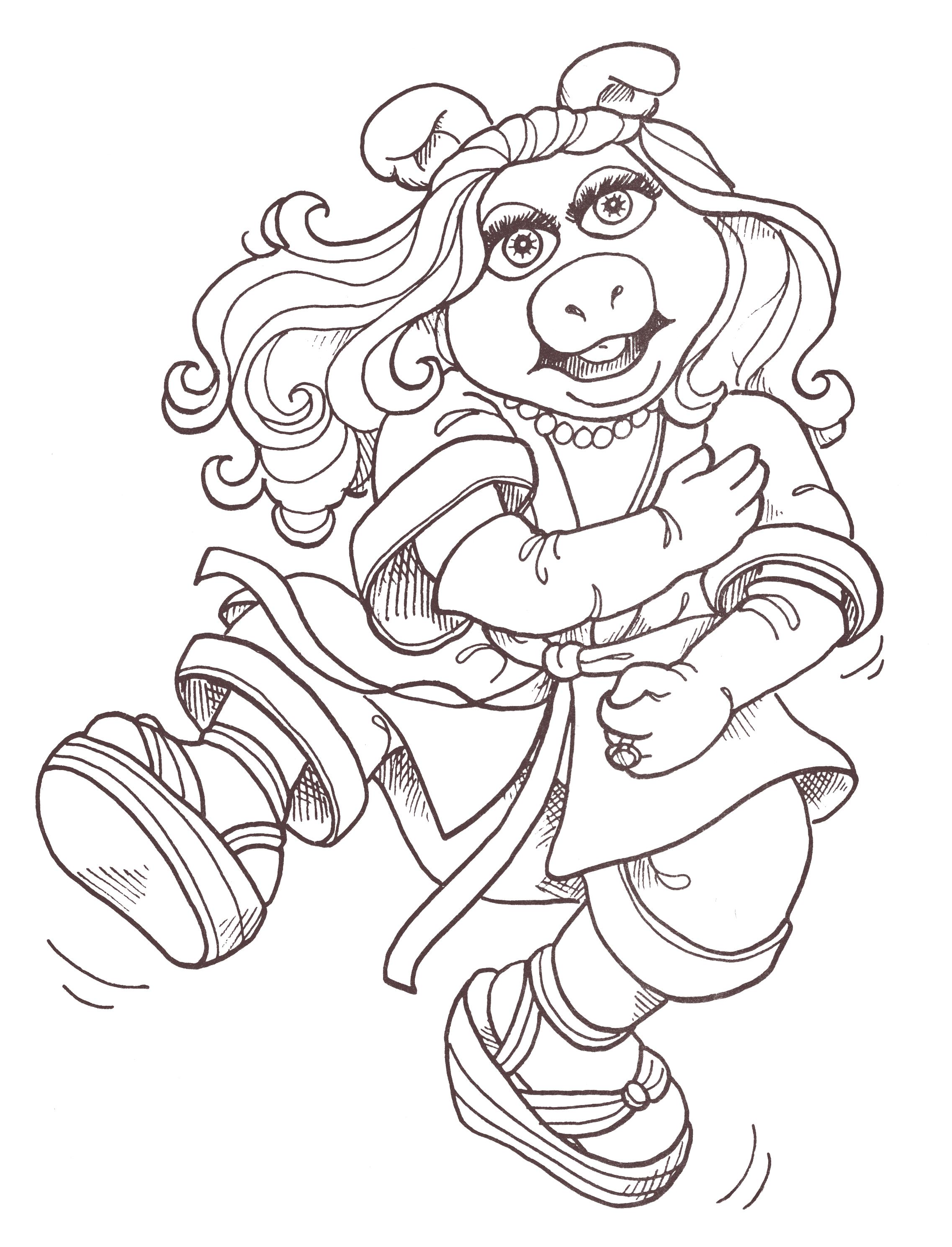 Miss Piggy\'s karate chops | Muppet Wiki | FANDOM powered by Wikia