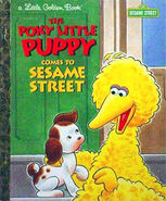 The Poky Little Puppy Comes to Sesame Street