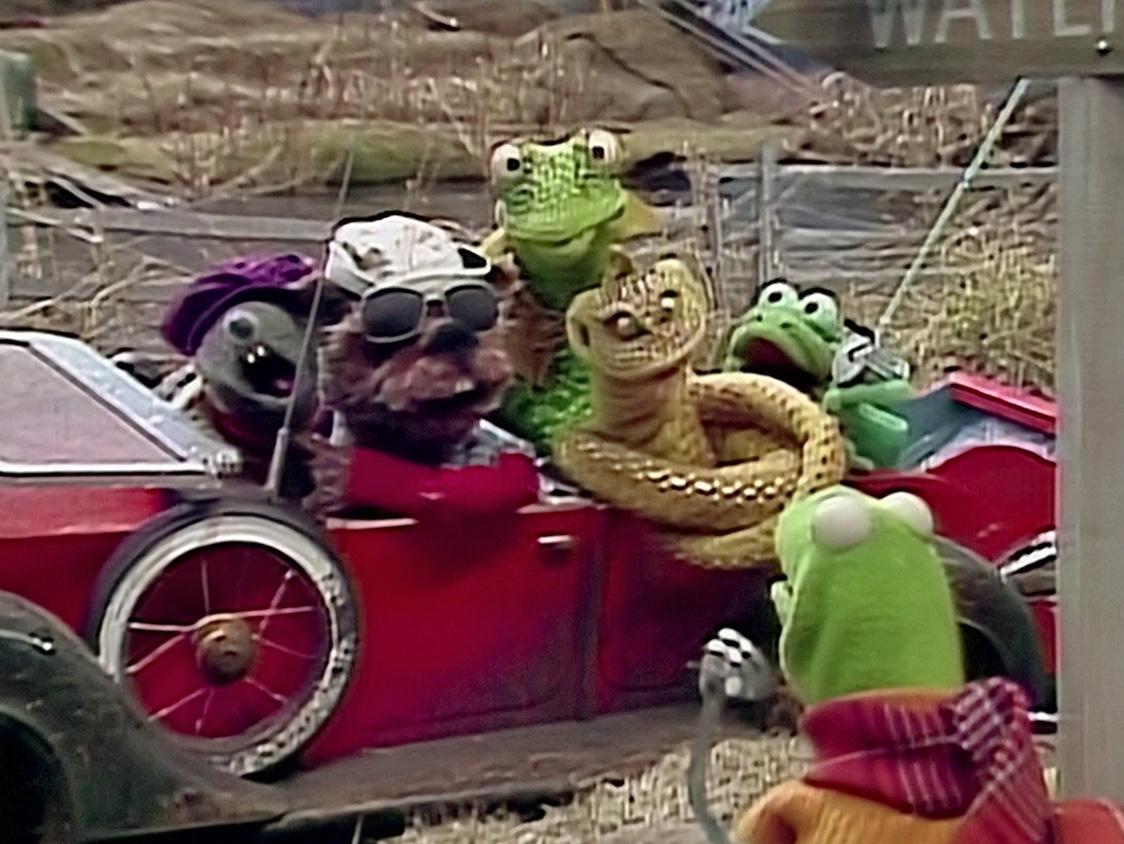 Emmet Otter Jug Band Christmas.Riverbottom Nightmare Band Muppet Wiki Fandom Powered By