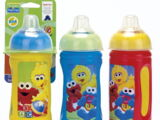 Sesame Street baby supplies (Baby King)