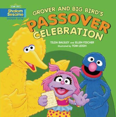 Grover And Big Birds Passover Celebration Muppet Wiki Fandom