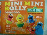 Sesame Street Mini Mini Rolly