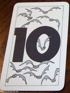 Number cards 08