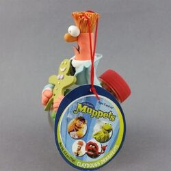Sherwood brands beaker claydough ornament 3