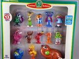 Sesame Street PVC figures (Tyco/Fisher-Price)