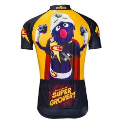 Brainstorm jersey Super Grover rear