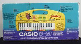 Casio muppets 3
