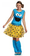 Disguise 2016 tween deluxe cookie monster
