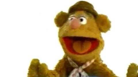 Disney Channel - Fozzie Bear