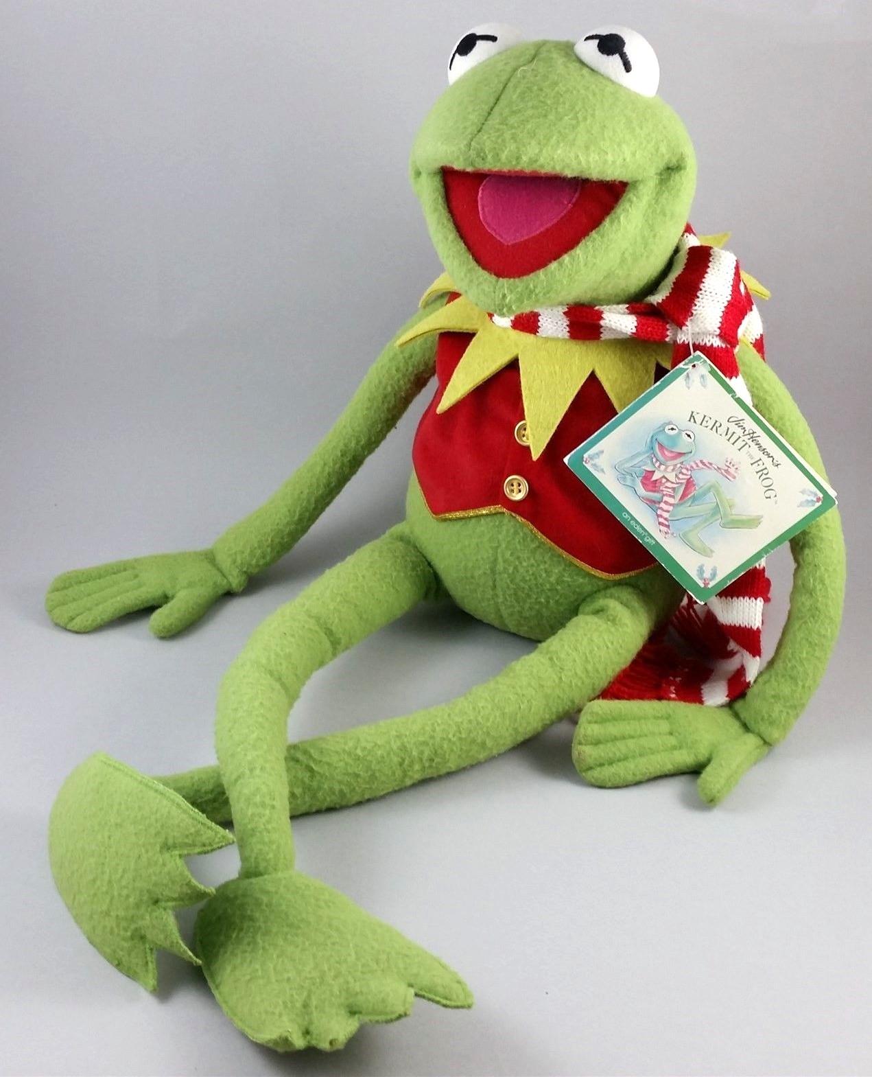Image - Eden kermit christmas.jpg | Muppet Wiki | FANDOM powered by ...