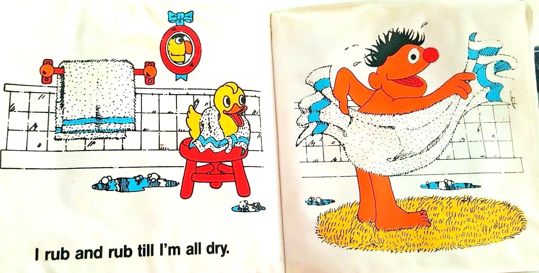 Image Ernie S Bath Book 4 Jpg Muppet Wiki Fandom