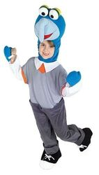 Gonzo kids Costume