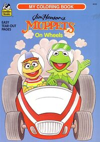 Muppetsonwheelscbook
