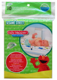 Neat solutions tidy topper multi-use pads 2011