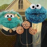 SesameStreet-Tumblr-AmericanGothic