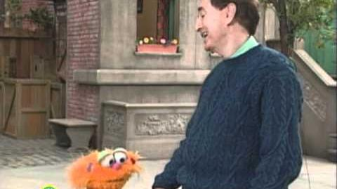 Sesame Street Different Street