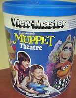 View-master 1980 muppet theatre projector 1