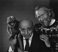 Yousuf Karsh and Jim Henson