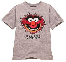 Animal Tee for Kids