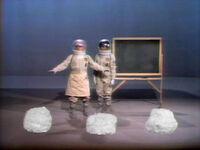 Astronaut Hooper and Susan sketch