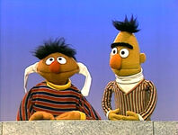 Ernie And Bert Sketches Miscellaneous