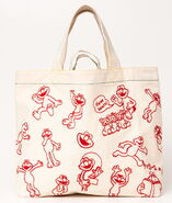 Boofoowoo elmo bag