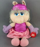 Direct connect 1991 my first miss piggy doll ballerina plush