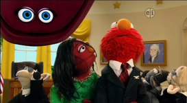 Elmo the Musical#president