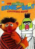 Sesame Street coloring books