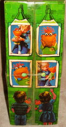 Fisher-price muppet doll scooter 3