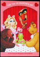 Hallmark 1983 muppet valentine game 3