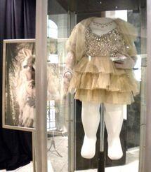 Lela Rose 2005 Emmys dress