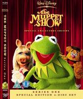 Muppet Show UK DVD