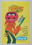Oral-b italian dentist stickers 1b