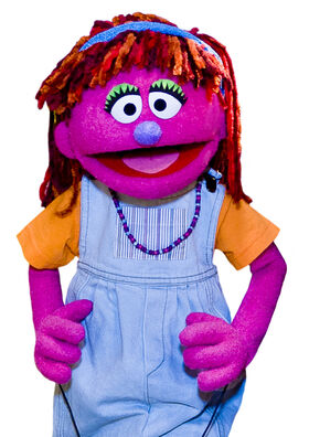 Sesame Street Lily