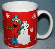 Sesame street general store mug xmas a