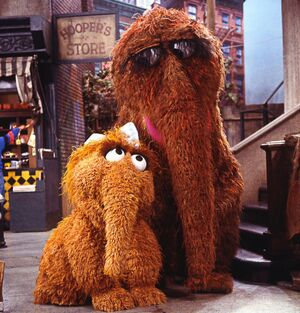 Snuffy and alice