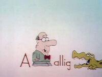 Alligatortoon