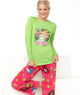 Briefly stated 2011 muppet top and pajama pants set