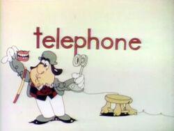 CT Wordsworth telephone