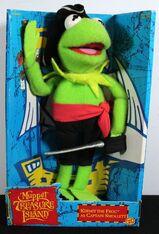 Kermit As Smollett Doll