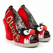 Louder louder heels 1