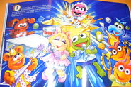 Muppet babies live 1988 where's animal program 8