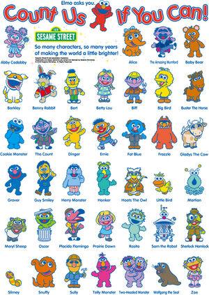 SesameStreetjp Muppet Wiki
