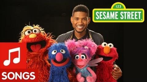 Sesame Street Usher's ABC Song