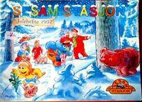 Sesamstasjon comic1992